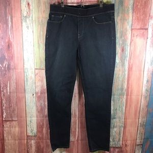 Levi's pull on jeans